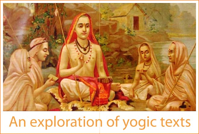 An exploration of yogic texts